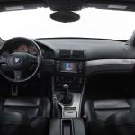 E39 M5 Interior