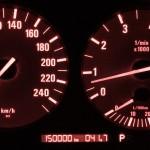 Odometer Milestone, 150k