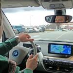 BMW i3 Test Drive