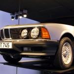 E23 7 Series, BMW Museum