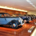 Full Size Sedan Lineup, BMW Museum