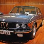 E3 Predecessor to the 7 Series, BMW Museum