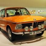 1968 BMW 2002, BMW Museum