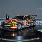 BMW Art Car Collection, BMW Museum