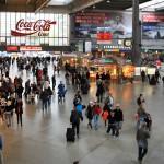 Munich Central Station (Hauptbahnhof)