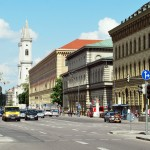 Ludwigstraße, Munich